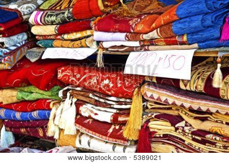Colourful Fabrics