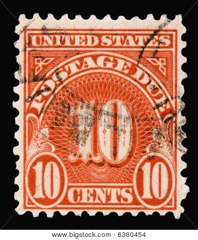 Postage10 1930