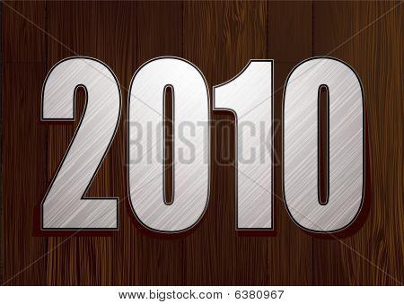 New Year Wood