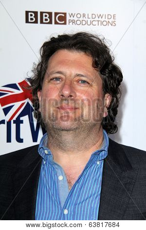 BODHILOS ANGELES - APR 22:  Bernard Rose at the 8th Annual BritWeek Launch Party at The British Residence on April 22, 2014 in Los Angeles, CA