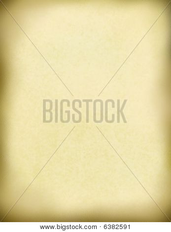 old paper or parchment abstract background with copy space