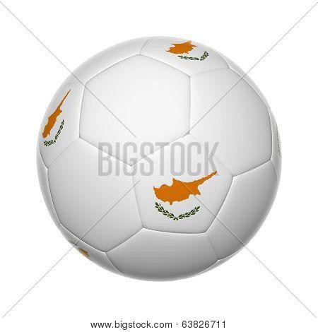 Cyprus Soccer Ball