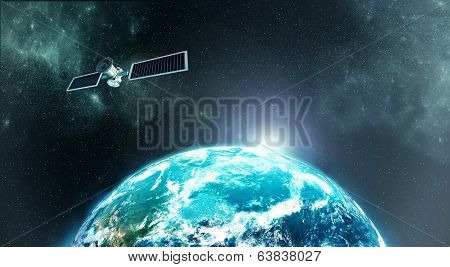 Earth Satellite