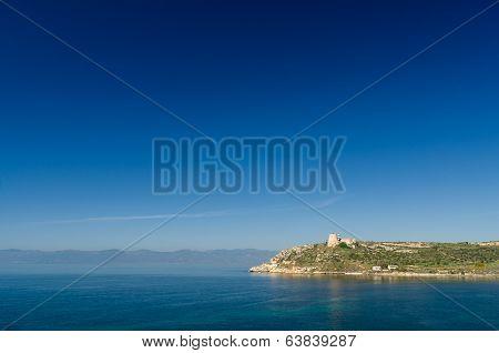 Cagliari, Calamosca coast