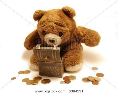 Teddy-bear&treasure