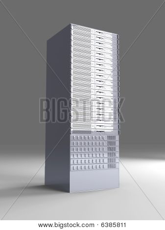 19Inch Server Tower.