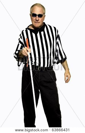 Blind Referee