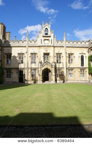 Sidney Sussex College,  University of Cambridge