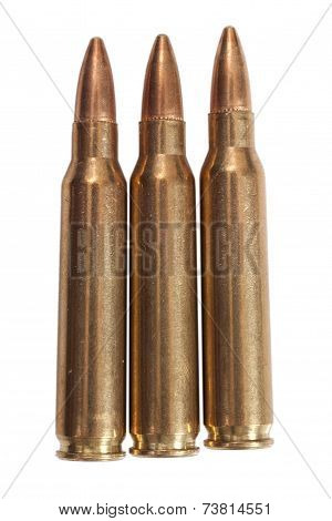 5.56 mm Caliber Rifle Ammunition