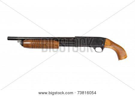 Criminal Sawn-off Shotgun