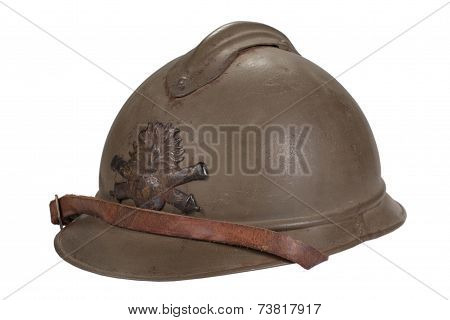 Ww1 Steel Helmet