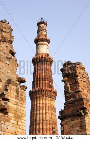 Qutb Minar Complex, Delhi, India