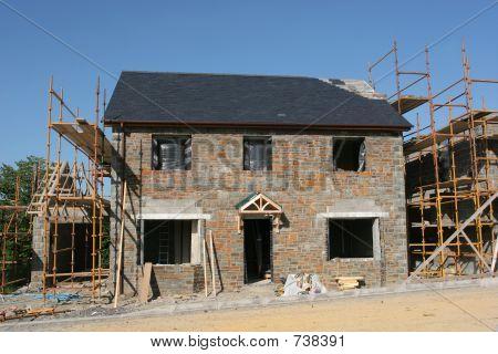 Dwelling Under Construction