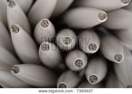 Small Group Of Ballpoint Pen
