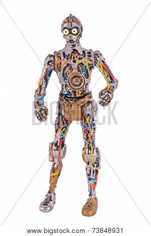 Unfinished C-3PO