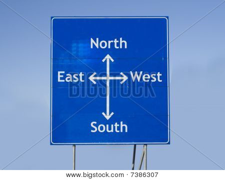 Road Sign Directions