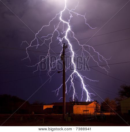 Electric Utility Lightning