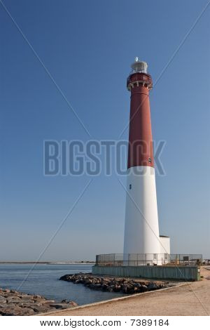 Barnegat Lighthouse, Southwest View
