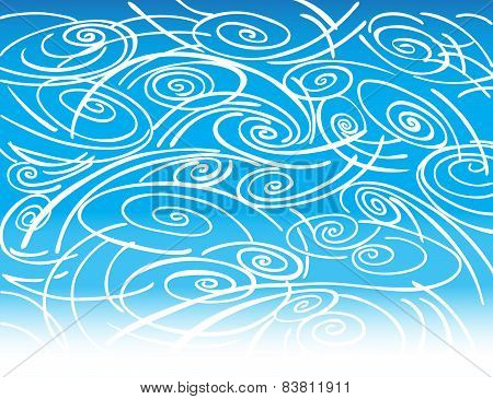 Wave Swirls