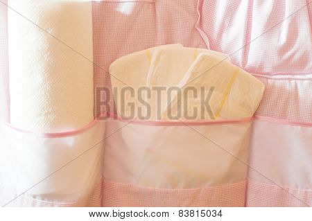 Baby Diapers And Napkins In Your Pocket