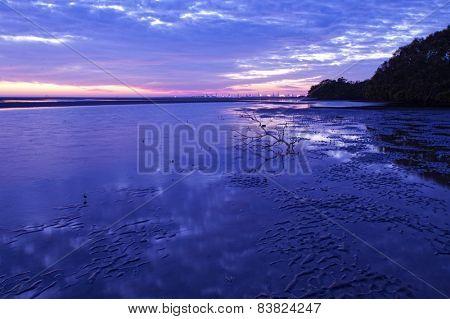 Nudgee Beach