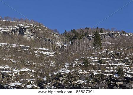 Ticino (switzerland) - Mountain Massif
