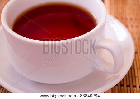 White Tea Cup.