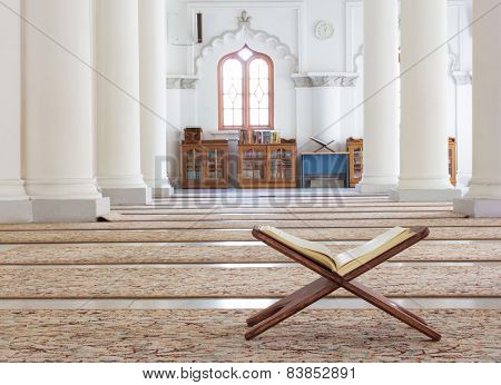 Malaysian mosque