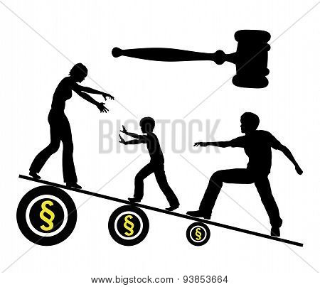 Fighting For Child Custody