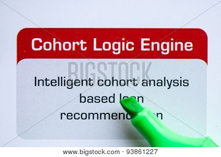 Cohort Logic Engine