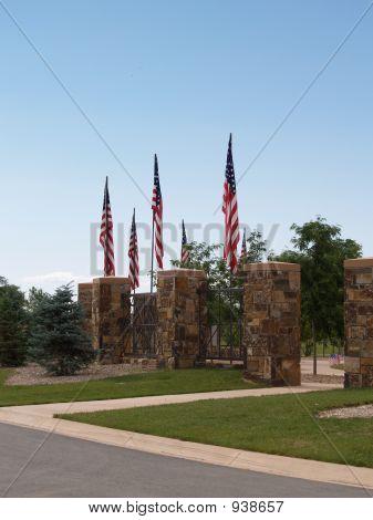 Veterans Cemetary 2006 Mem Day
