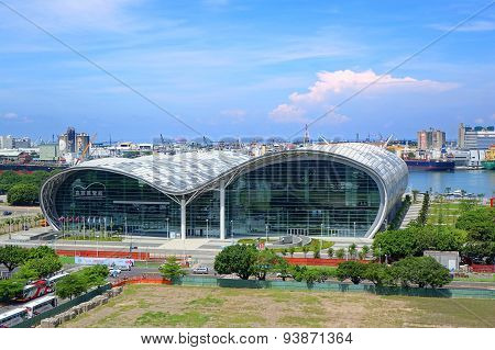 Kaohsiung Exhibition Center And Port