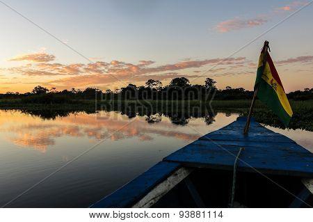 Crossing The Bolivian Amazon