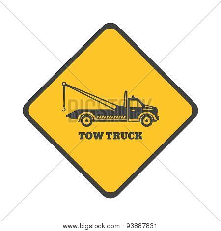 Tow Truck Sign
