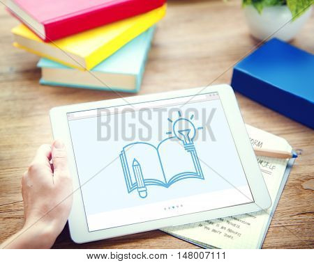 Book Education Knowledge Idea Concept