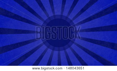 nice blue grundge cartoon vortex background illustation