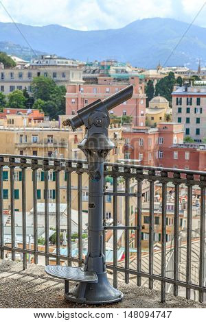 Touristic Monocular For Panorama