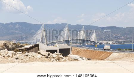 Suspension Bridge  Background