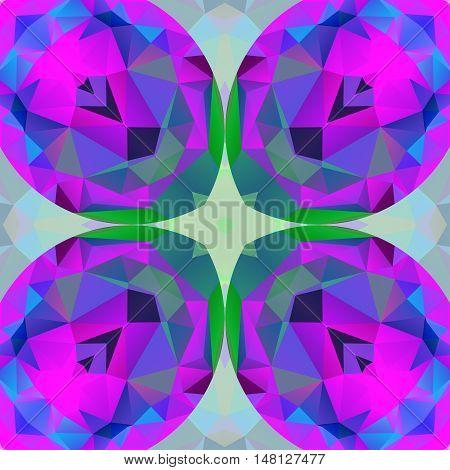 Polygonal Seamless Pattern