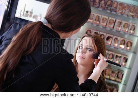 Professionel make up