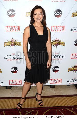 LOS ANGELES - SEP 19:  Ming-Na Wen at the