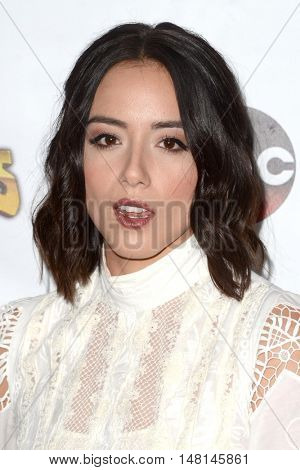 LOS ANGELES - SEP 19:  Chloe Bennet at the