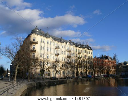 Old Swedish Architecture
