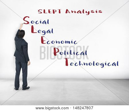 Slept Analysis Social Legal Concept