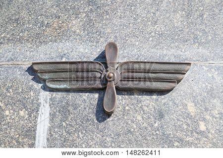 Emblem Of The Soviet Pilots