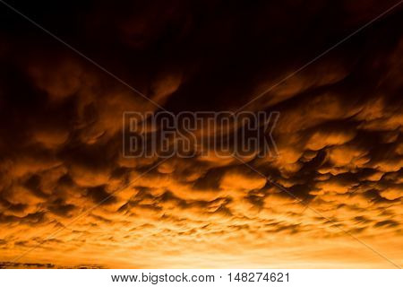 Formation Of Mammatus