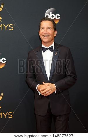LOS ANGELES - SEP 18:  Bruce Rosenblum at the 2016 Primetime Emmy Awards - Arrivals at the Microsoft Theater on September 18, 2016 in Los Angeles, CA