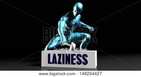 Get Rid of Laziness and Remove the Problem