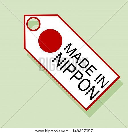 Made In Nippon Tag
