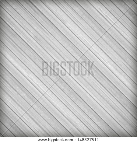 Wooden slant wall gray background or texture
